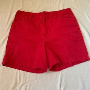 Vintage high waisted Essential Style shorts